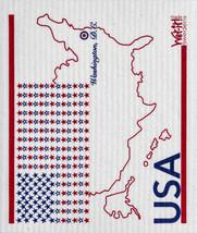 Wet-It USA United States Swedish Kitchen Bathroom Garage Dishcloths Towe... - $5.99