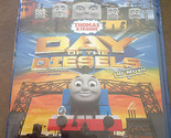 Thomas & Friends: Day of the Diesels (Blu-ray/DVD, 2011, 2-Disc Set) - New!