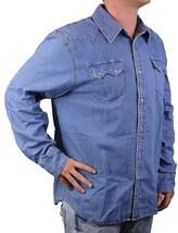 Levi's Men's Classic Long Sleeve Denim Button Up Casual Dress Shirt 381006Cc image 2