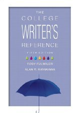 The College Writer s Reference MLA Update by Toby Fulwiler Emeritus