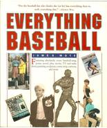 everything baseball book by james mote first edition - $12.99