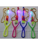 4th July Special FireFly Novelts. LED Amazing Sling Arrow Helicopter Pac... - $14.98