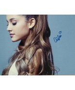 Ariana Grande Hand Signed Autographed 8x10 Photo UACC COA - $79.99