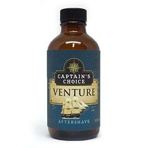 Captain's Choice VENTURE Aftershave - 4 oz. image 2