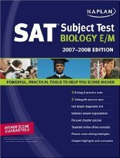 Kaplan SAT Subject Test Biology E by Kaplan