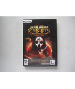 Star Wars: Knights of the Old Republic II - The Sith Lords (PC, 2005) FREE SHIP - $16.82