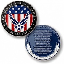 Air Force Oath Of Enlistment... - $25.33