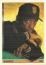 1994 Topps Gold #574 Willie McGee  - $0.50