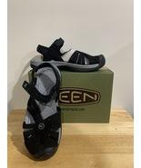Keen Rose Sandal Black/Neutral Gray  - $40.00