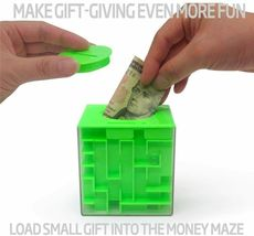 Trekbest Money Maze Puzzle Box - A Fun Unique Way to Give Gifts image 4