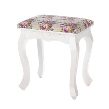 Floral Oasis Foot Stool - $79.95
