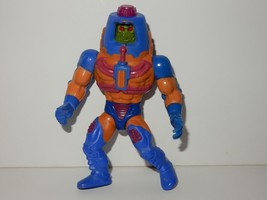 Mattel 1982 Masters of the Universe Man E Faces Figure - $9.89