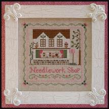 The Needlework Shop cross stitch chart Country Cottage Needleworks - $7.20