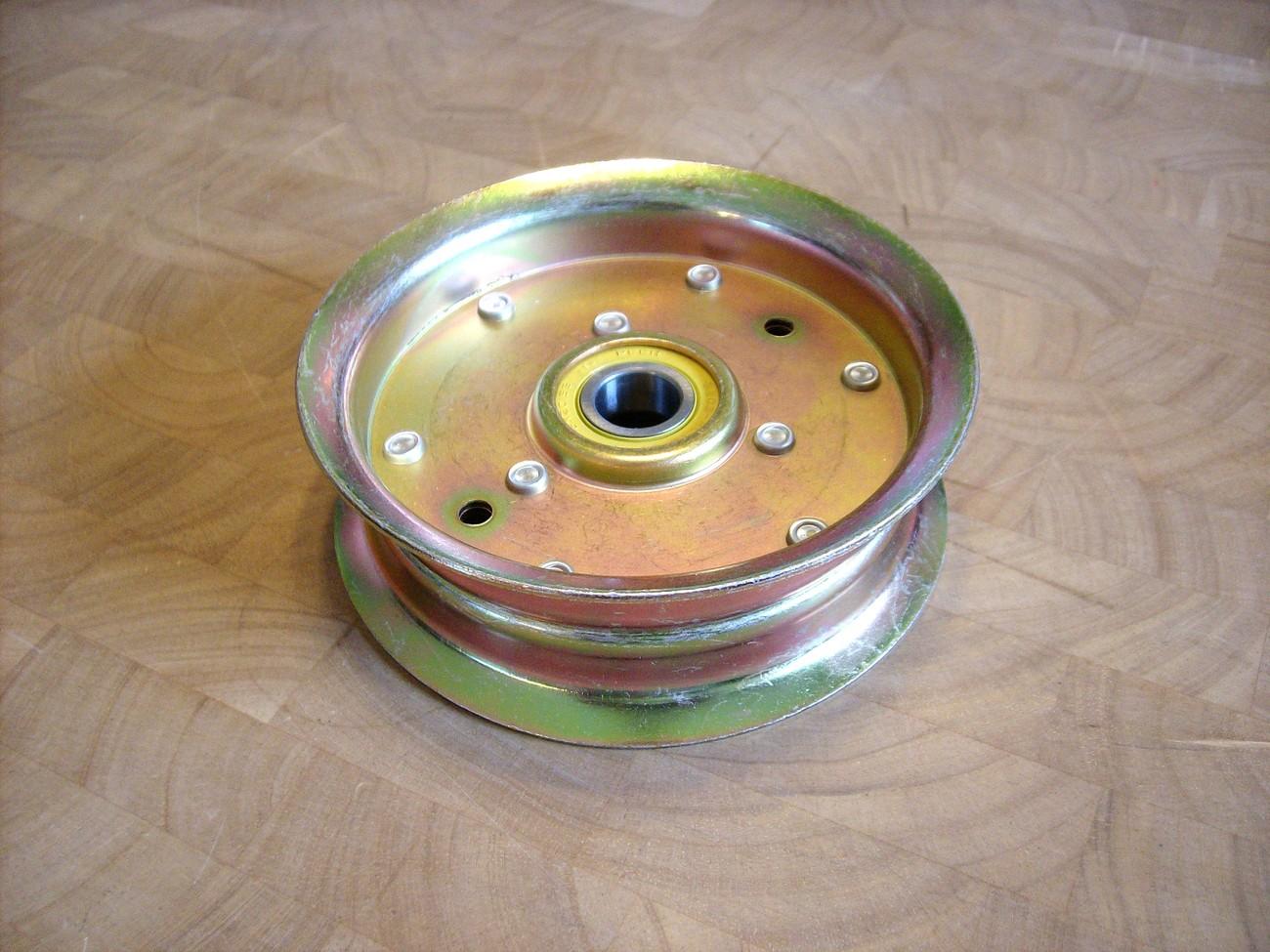 John Deere, Scotts deck idler pulley L100, L105, L107, L108, GY20110, GY20629