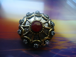 PARANOMAL POWERS OF THE DARK DJINN PENDENT OF POWER WITH FREE CHARGER CHAIN - $275.00