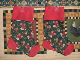 christmas stockings - $20.00