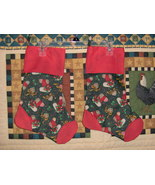 christmas stockings - $20.00
