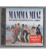 Mamma Mia The Movie Soundtrack CD Featuring the songs of ABBA - $17.30