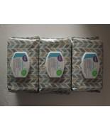 3 BabiesRUs 72 Ct Baby Wipes Sensitive Hypoallergenic Fragrance Free Vit... - $7.37