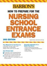 Barrons Nursing School Entrance Exams by Swick