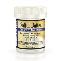 Sulfur Butter Cream 'n Ointment - $6.81