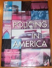 Policing in America by Gaines