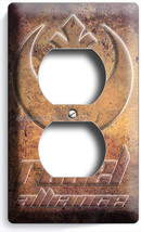 STAR WARS REBEL ALLIANCE JEDI ORDER DUPLEX OUTLET WALL PLATE HOME ROOM A... - $8.99