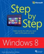 Windows 8 1 Step by Step by Rusen