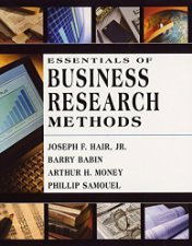 Essentials of Business Research Methods by Hair
