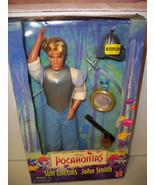 1995 Sun Colors John Smith doll from Disney's Pocahontas NRFB - $39.99