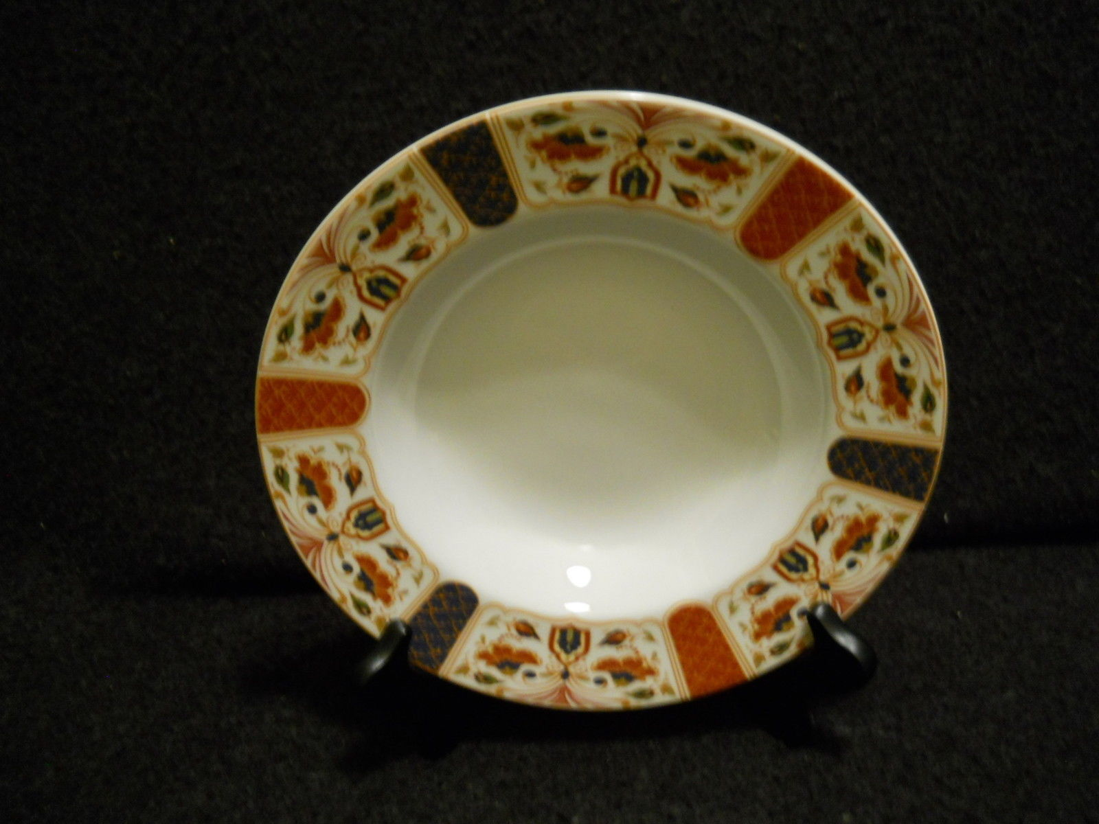 Primary image for Queens china  Imari soup bowl