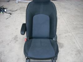 2014 NISSAN VERSA LEFT FRONT SEAT