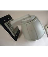 Wall Mount Speed Dome Color CCTV Wired Security Camera For Parts or Repair - $38.00