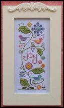 Joyful Summer cross stitch chart Country Cottage Needleworks - $7.20