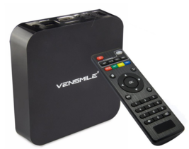 Vensmile Android TV Box Quad Core Amlogic S805 1G/8G Smart TV Box - $59.88