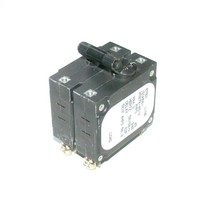 AIRPAX  IEGH66-35278-45-V   2-POLE CIRCUIT BREAKER 45 AMP 240 VAC - $59.99