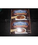 Swiss Miss Dark Chocolate Sensation Hot Cocoa M... - $5.87