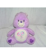 """Care Bears SHARE BEAR Plush by NANCO 11"""" sitting From 2003 - $12.96"""
