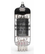 ELECTRO HARMONIX 12BH7 PREAMP TUBE BRAND NEW HIGH QUALITY FULLY TESTED - $21.69