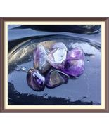 Thank you Djinn Fairy BLESSING Gemstone Crystals Wiccan Recharge Boost Offering - $29.39