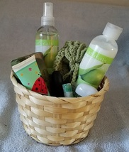 JUICY PEAR & ACAI  GIFT BASKET COLLECTION - $9.99