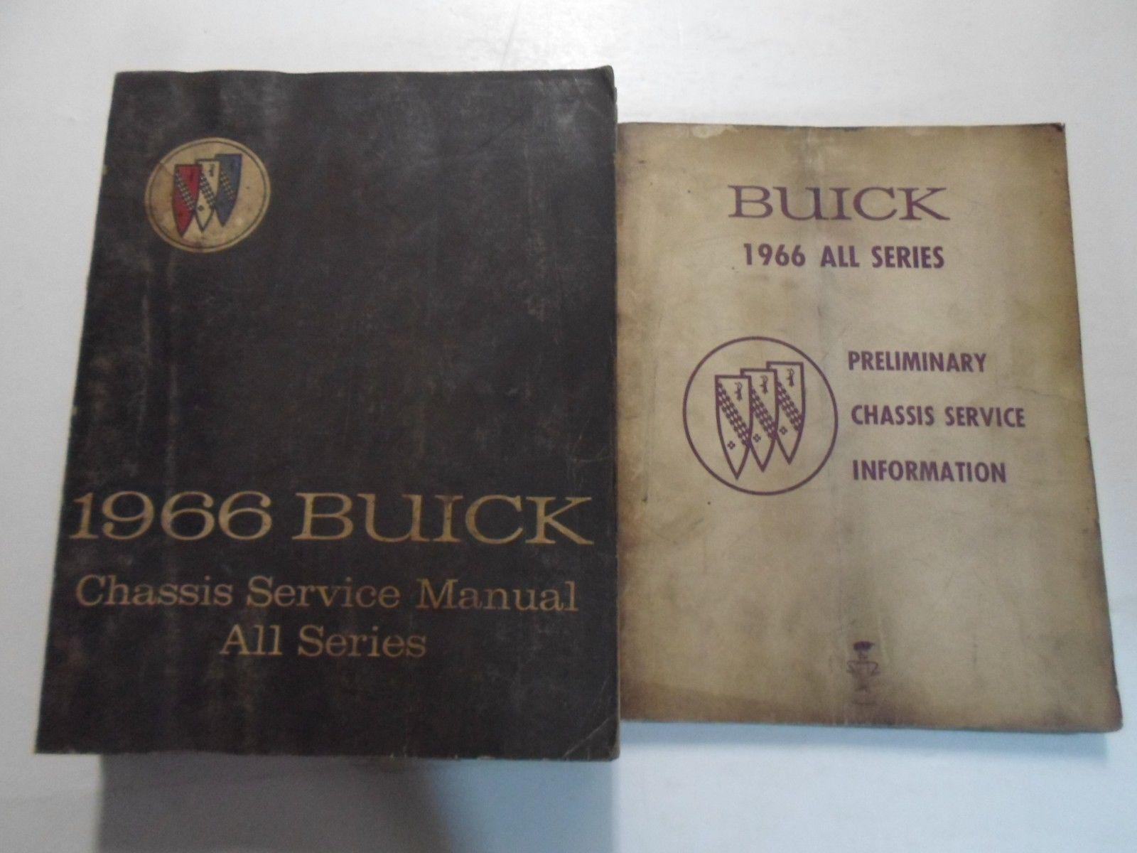1961 GM Buick Special Service Shop Repair Workshop Manual OEM 1961 Worn Factory