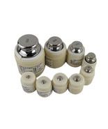 F1 Class 2G Stainless Steel Calibration Weight w Case Balance Testing We... - $9.41