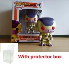 Funko - POP Dragon Ball Z Golden Frieza SDCC Resurrection F Red Eye #47 WB - $21.18