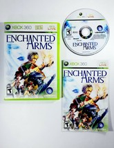 Enchanted Arms (Microsoft Xbox 360, 2006) Complete with Manual - Free Sh... - $11.35