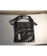 Mad Style Grey Handbag - Rebel Satchel, NEW, Pocketbook, faux leather - $24.74