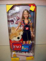 Barbie Fao Fun with Patrick the Puppy NRFB  1999 - $44.99