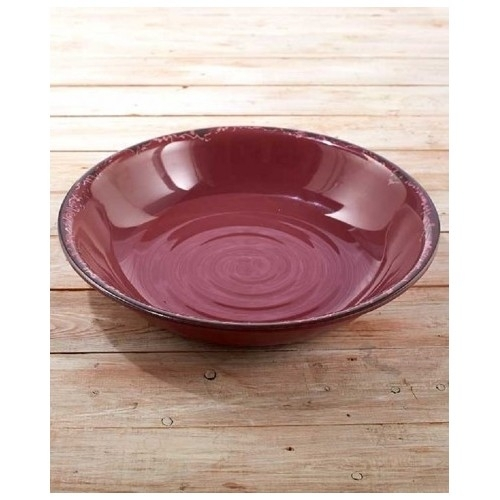 Colorful Rustic Melamine Dinnerware Set or Bowls Party Picnic Outdoor Dining