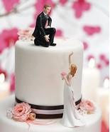 Reaching Bride Groom Lending a Hand Helpful Wed... - $24.74 - $45.72