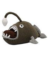 Vietsbay Angler Fish Handmade Amigurumi Stuffed Toy Knitting Crochet VAC - $490,50 MXN